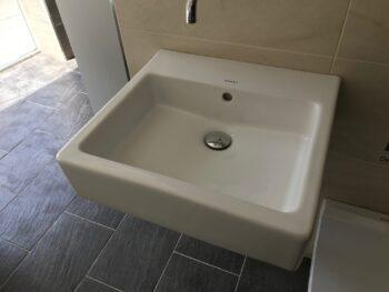 Vero 500 basin